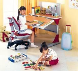 Правильная мебель для детской – залог для здоровья ребенка