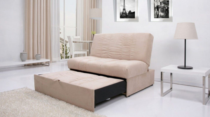 Правильная сборка и разборка выкатного дивана