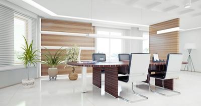 Правильное оформление офисного пространства