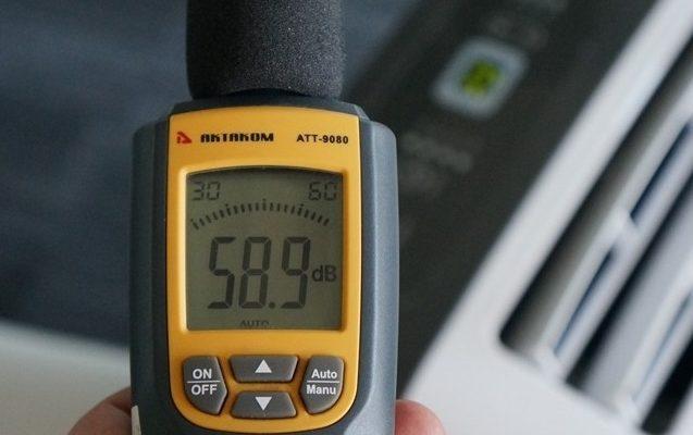 Причины шума кондиционера во время работы