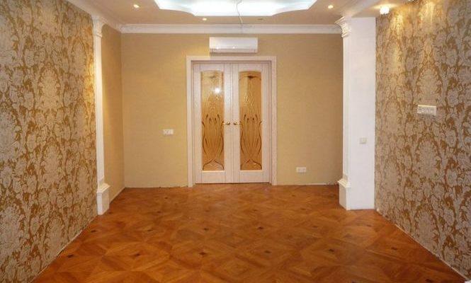 Примерная средняя стоимость ремонта квартиры