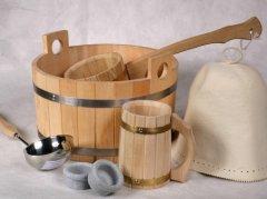 Принадлежности и аксессуары для бани