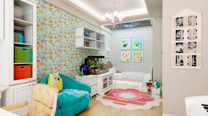 Проектируем детскую комнату