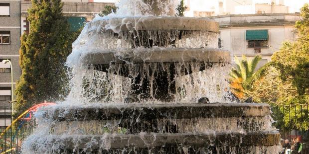 Разновидности фонтанов и их особенности