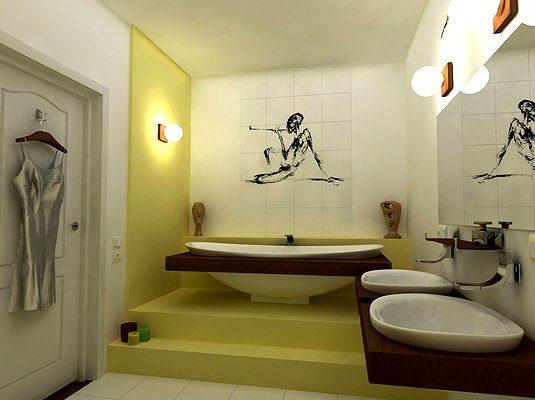 Ремонт ванной комнаты. Как выбрать ванну Часть 1