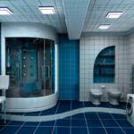 Ремонт ванных комнат под ключ
