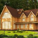 Сколько стоит строительство деревянных домов
