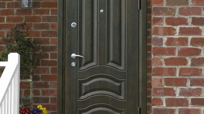 Стальные двери и их виды
