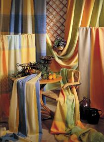 Текстиль в интерьере – создание хорошего настроения