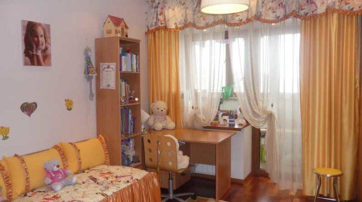 Тонкости выбора штор для детской комнаты