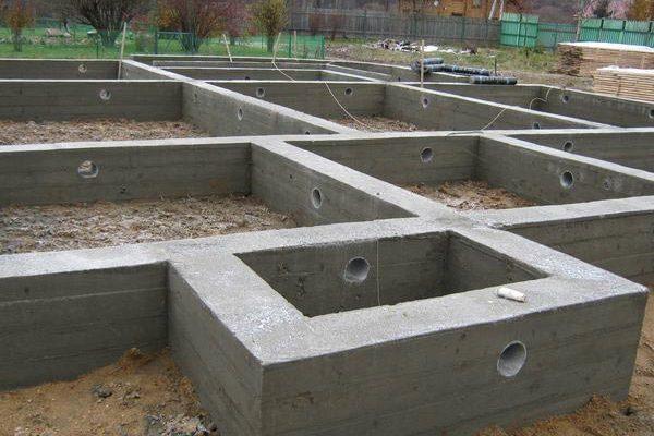 Виды арматуры в бетонных работах