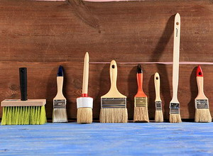 Выбираем инструмент для покраски