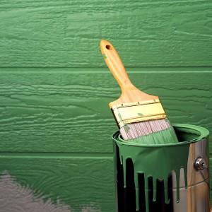 Выбор правильной краски для лоджий и комнат