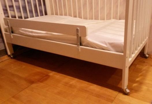 Зачем использфыовать бортики для детской кроватки
