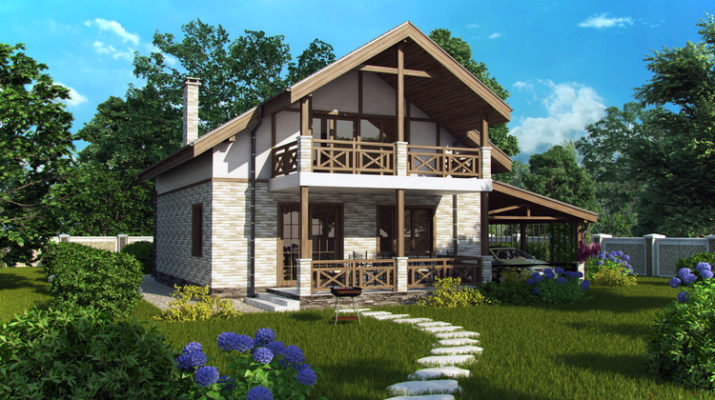 Загородное строительство домов и коттеджей