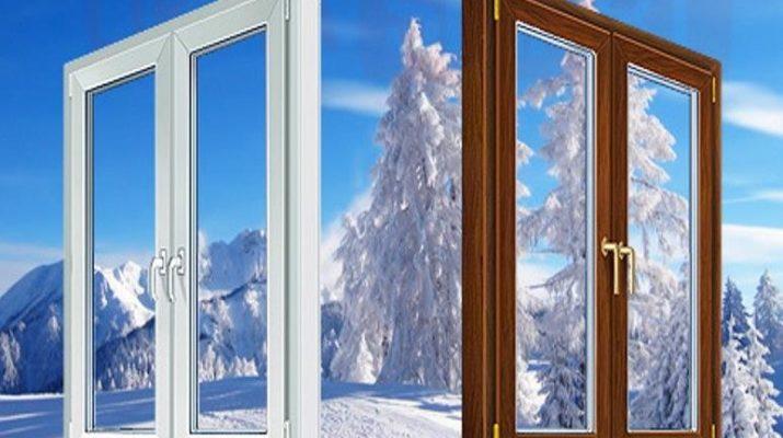 Деревянные или пластиковые окна: за и против