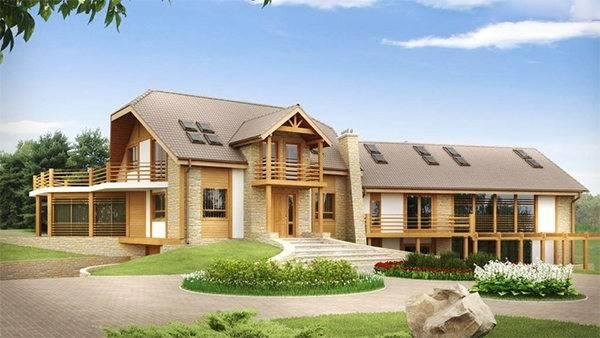Дом, гостиница или магазин за 1-3 месяца из SIP панелей