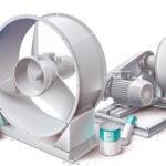 Элементы в вентиляционной системе