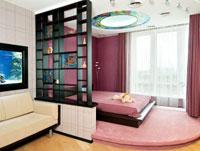 Грамотное зонирование пространства комнаты