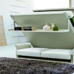 Интересные особенности встроенной кровати