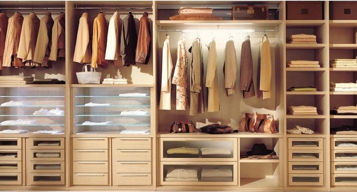 Как изготовить встроенный шкаф собственными силами
