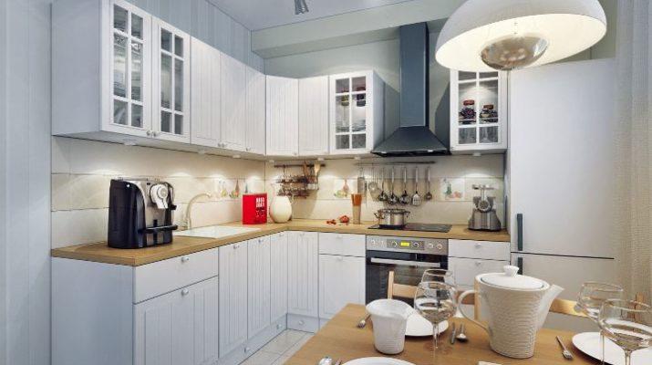 Как правильно выбрать светильник на кухню