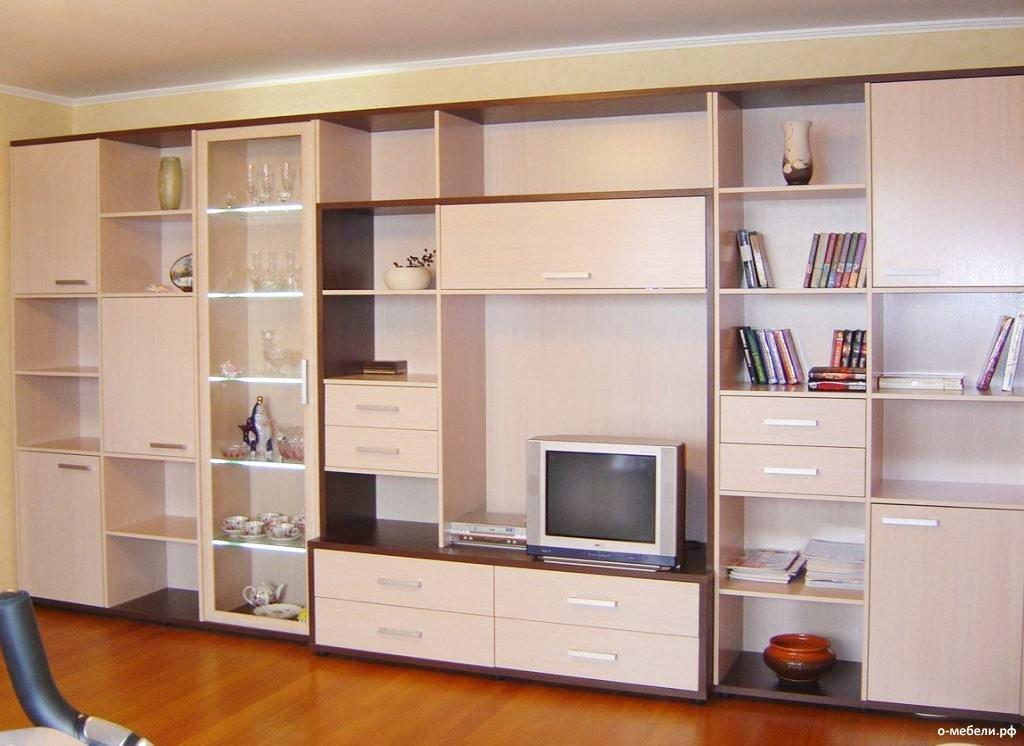 Как выбрать мебель для зала.