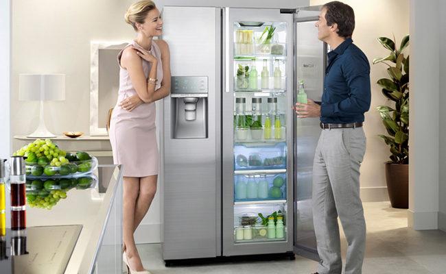 Как выбрать размеры и объемы холодильника