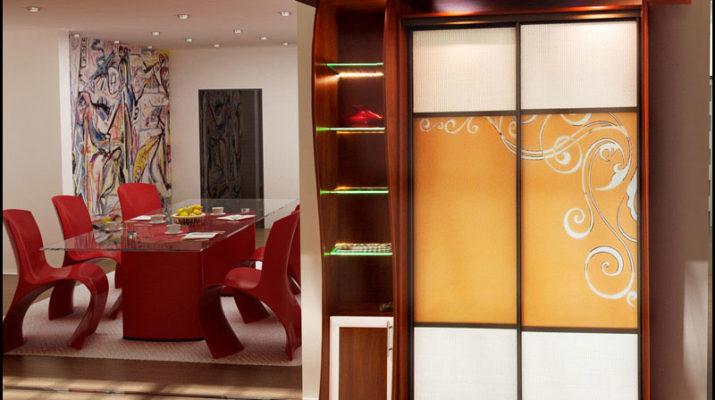 Как выбрать шкаф для гостиной
