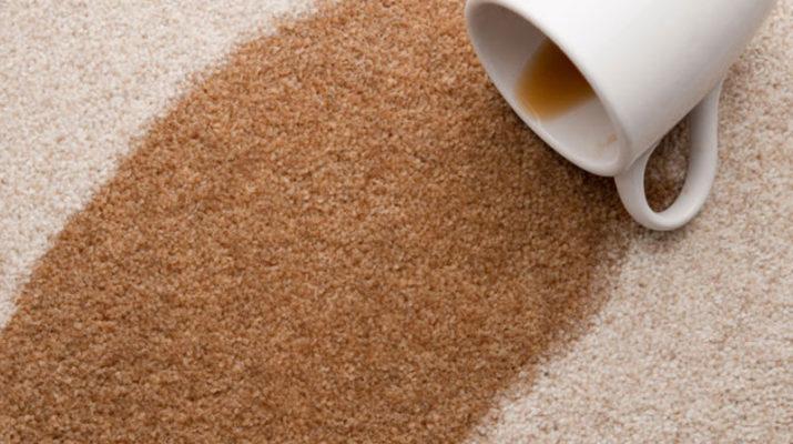 Как вывести пятно с ковра – эффективные способы очистки