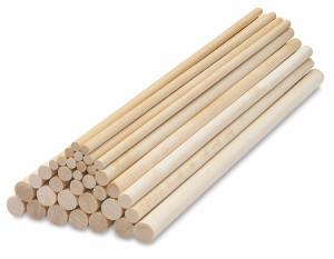 Какими нагелями лучше воспользоваться для строительства дома из дерева