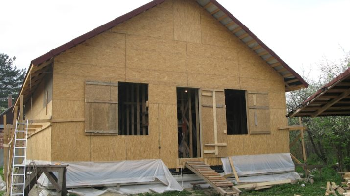 Каркасно-щитовые дома и их особенности
