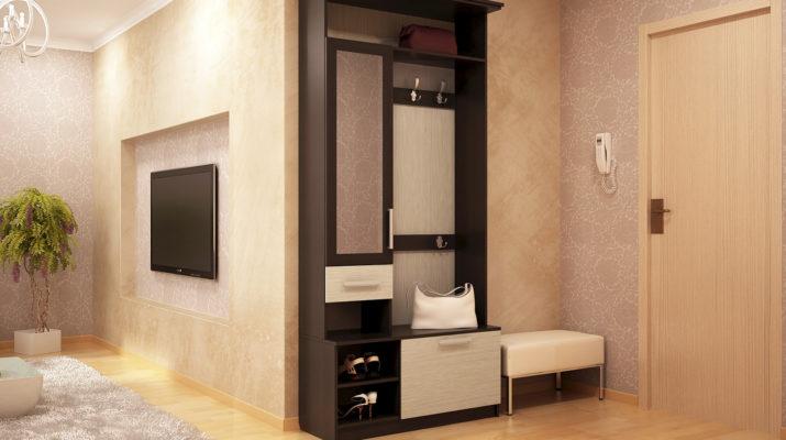 Классическая мебель для прихожей, холла