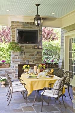 Летние кухни,террасы и зоны отдыха