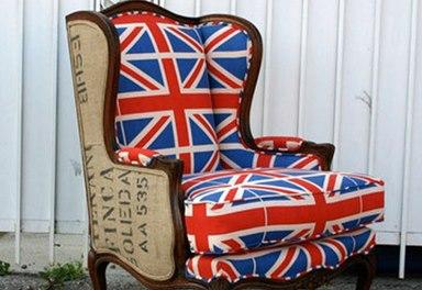 Мебель с британским акцентом
