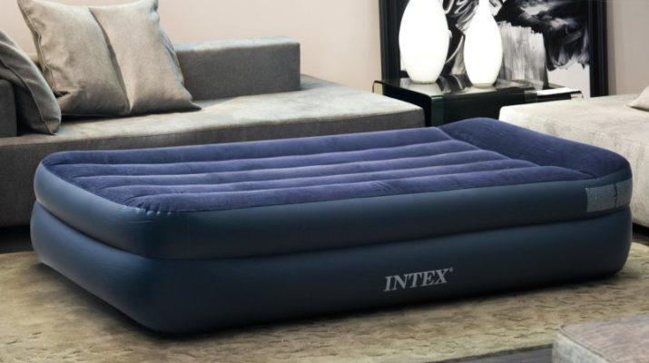 Надувной диван - практичное решение для современного человека