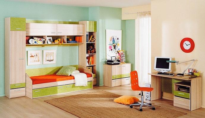 Несколько общих советов по выбору детской мебели