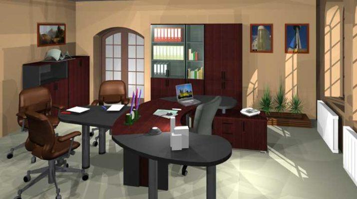 Офисная мебель - коротко о главном