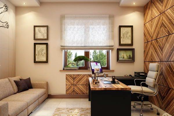 Оформляем домашний интерьер при помощи оригинальной отделки стен