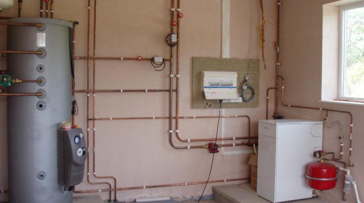 Основные особенности монтажа системы отопления