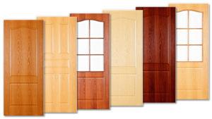 Особенности ламинированных межкомнатных дверей