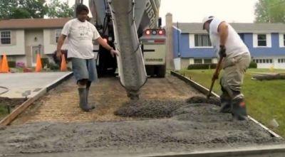 Особенности применения бетона