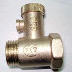 Особенности установки предохранительного клапана