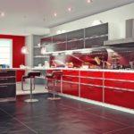 Пластиковые кухни: практичность и долговечность