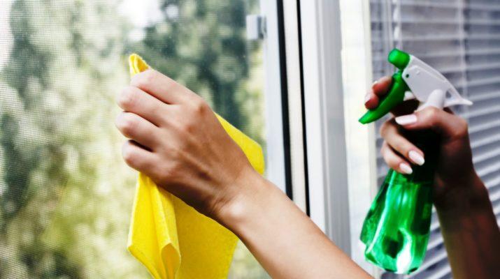 Рекомендации по эксплуатации и уходу за окном
