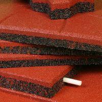 Резиновая плитка как феномен строительной отрасли последних лет