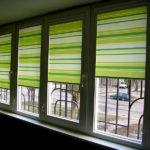 Рулонные шторы — современная классика по декорированию окон