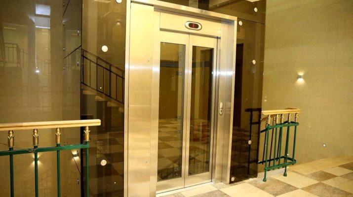Сервисное обслуживани лифтов