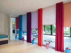 Советы по выбору ткани для рулонных штор