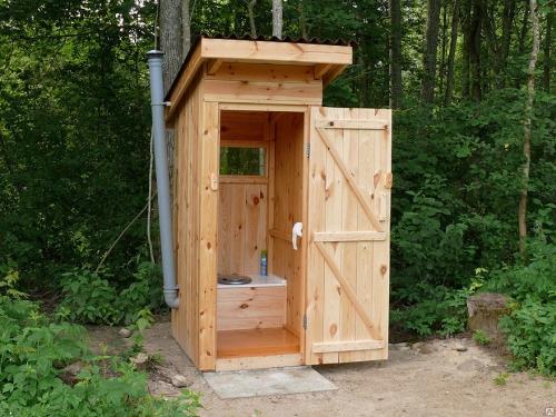 Туалет для даче